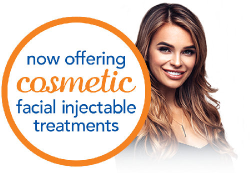 Dentist Offering Cosmetic Facial Injectable Treatments
